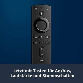 Amazon Fire TV 4k Stick Ultra-HD mit neue Alexa-Sprachfernbedienung
