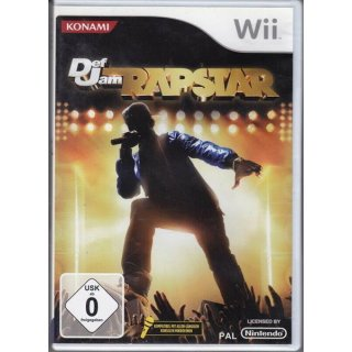 Def Jam Rapstar von Konami Digital Entertainment GmbH | Game | Zustand gut
