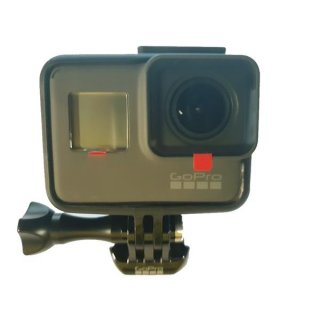 GoPro HERO5 Black Action-Kamera 12 MP + 32GB SD Karte + Handgriff