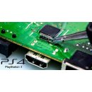 Sony Playstation 4 PS4 Pro Reparatur des HDMI Port Socket...