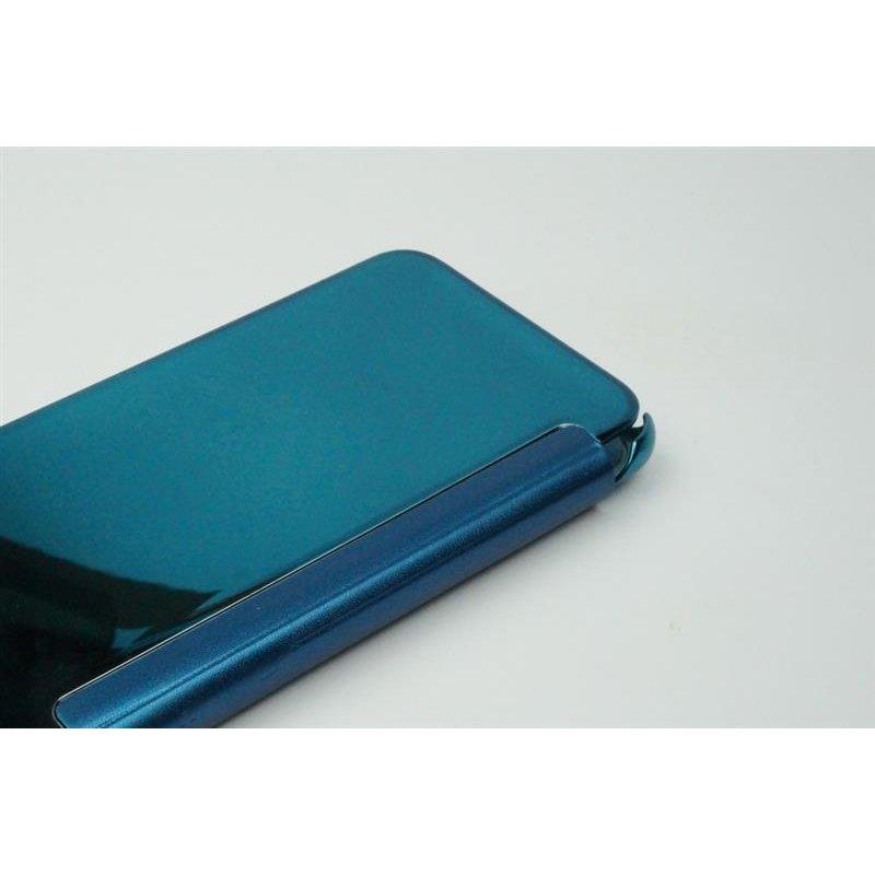 iphone 7 4 7 led view flip case tasche blau cover schutzh lle. Black Bedroom Furniture Sets. Home Design Ideas