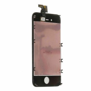 Iphone 4S LCD Display mit Touchscreen / Digitizer Frontscheibe Schwarz A++Version