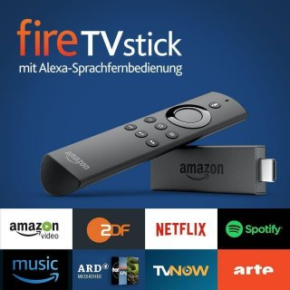 FIRE TV Stick V2.0 KODi 18.4 + Vavoo + Pulse Mega Paket Bundesliga SkyGo Auto Update !