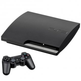 Sony PlayStation 3 slim 160 GB [inkl. Wireless Controller] [2011]