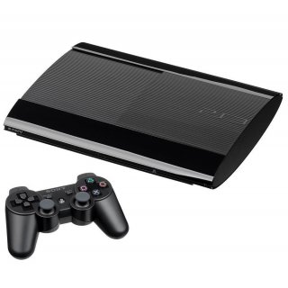 Sony PlayStation 3 super slim 12 GB [inkl. Wireless Controller] [2012]
