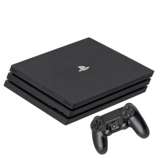 Sony Playstation 4 pro 1 TB [inkl. Wireless Controller] [2016]