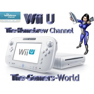 WII U Softmod-Homebrew Channel-USB Loader-Wiiflow-HBC aufspielen