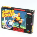 Super Soccer Super Nintendo PAL SNES Modul Anleitung in...