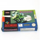Super Nintendo (SNES) Kawasaki Superbikes PAL Modull in...