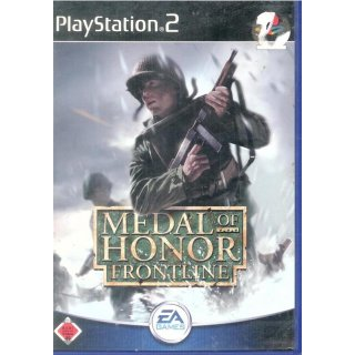 Medal of Honor Frontline - PS2 USK18 gebraucht