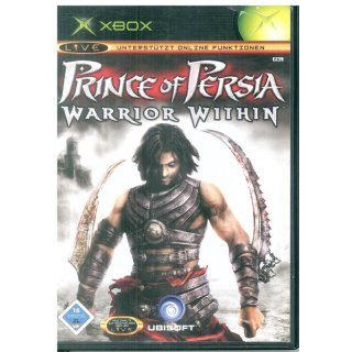 Prince of Persia - Warrior Within XBOX Classic gebraucht